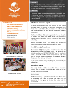 Newsletter HL Sept EN