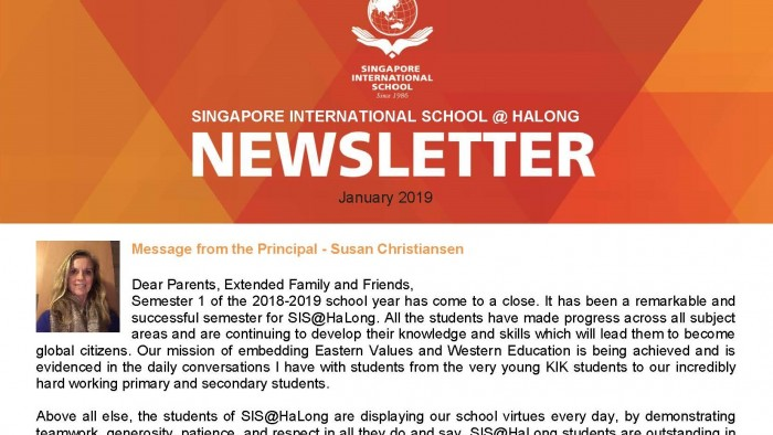 Newsletter January 2019 - SIS@Halong - EN_Page_1
