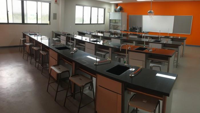 Science Lab Room