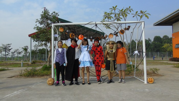 Y5,6 Costume show